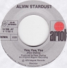 Alvin Stardust - You, You, You