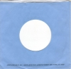 Arista Sleeve 1976 - Blue