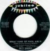 Billy Daniels - What Kind Of Fool Am I