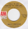 Billy Preston - Will It Go Round In Circles (VG)