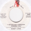 Bobby Lewis - I Never Get Through Missing You