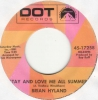 Brian Hyland -Stay And Love Me All Summer
