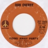 Don Cherry - Going Away Party