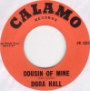 Dora Hall - Cousin Of Mine