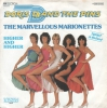 Doris D. And The Pins - The Marvellous Marionettes