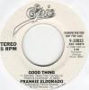 Frankie Eldorado - Good Thing