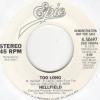Hellfield - Too Long