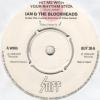 Ian Dury & The Blockheads - Hit Me With Your Rhythm Stick (UK)