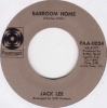 Jack Lee  - Barroom Home