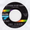 Joe Simon - It's Hard To Get Along