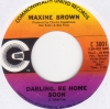 Maxine Brown - Darling, Be Home Soon