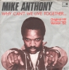 Mike Anthony - Why Can´t We Live Together