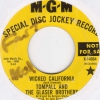 Tompall & The Glaser Brothers - Wicked California