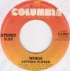 Wings - Getting Closer