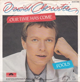 David Christie - Our Time Has Come
