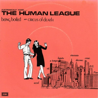 Human League - Being Boiled