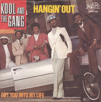 Kool And The Gang - Hangin´Out