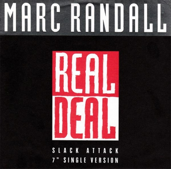 Marc Randall - Real Deal