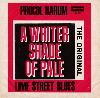 Procol Harum - A White Shade Of Pale