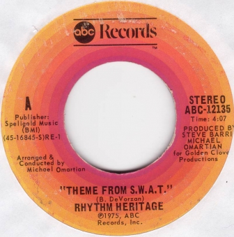 Rhythm Heritage - Theme From S.w.a.t.
