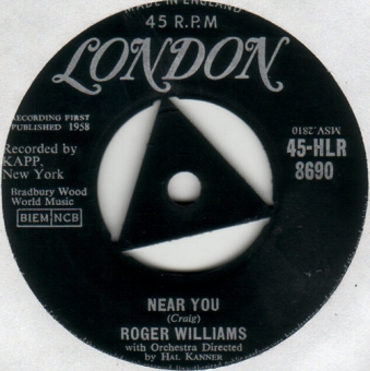 Roger Williams - Near You