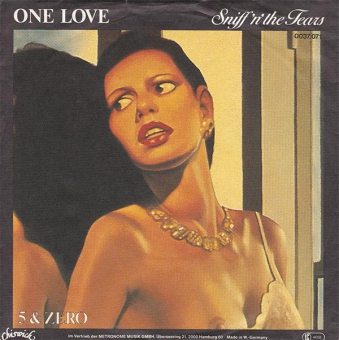 Sniff 'n The Tears - One Love