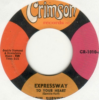 Soul Survivors - Expressway to your heart