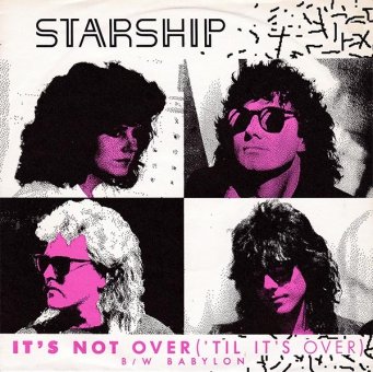 Starship - It´s Not Over
