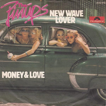The Pinups - New Wave Lover (VG++)
