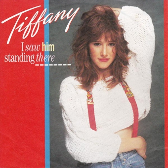 Tiffany - I Saw Him Standing There