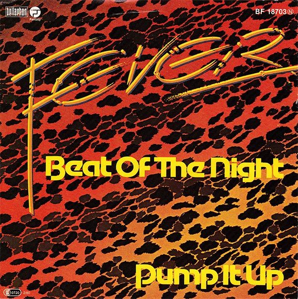 Beat Of The Night - Fever