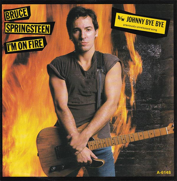 Bruce Springsteen - I´m On Fire
