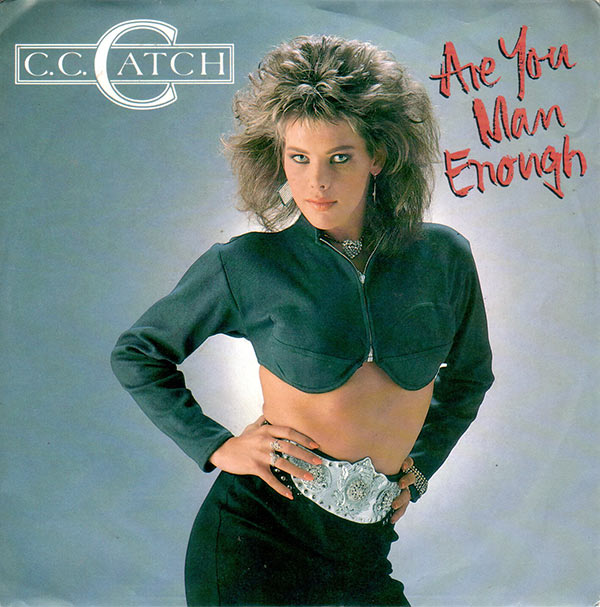 Vinyl Shop C C Catch Are You Man Enough Vinyl Singles