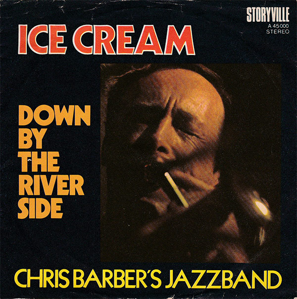 Chris Barbers´s Jazzband - Ice Cream
