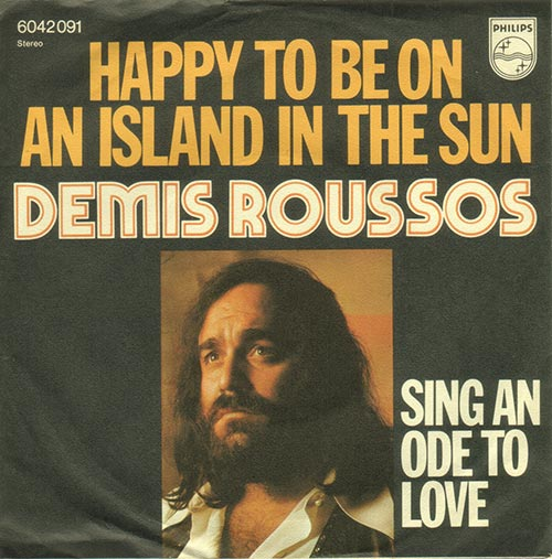 Demis Roussos - Happy To Be An Island In The Sun