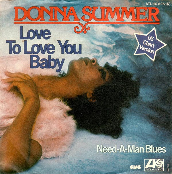 Donna Summer - Love To Love You