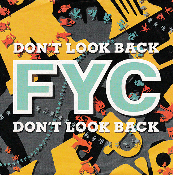 Fine Young Cannibals - Don´t Look Back