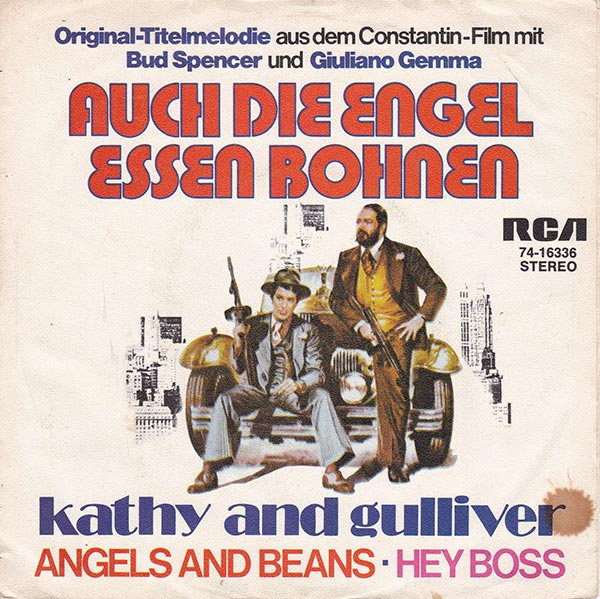 Kathy And Gulliver - Angels And Beans