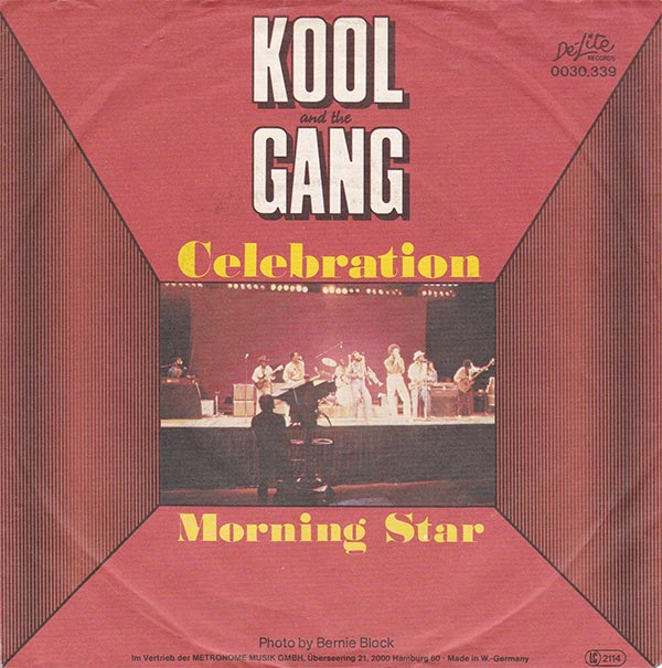 Kool And The Gang - Celebration (VG++)