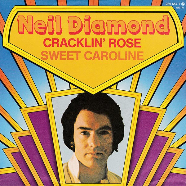 Neil Diamond - Cracklin Rosie