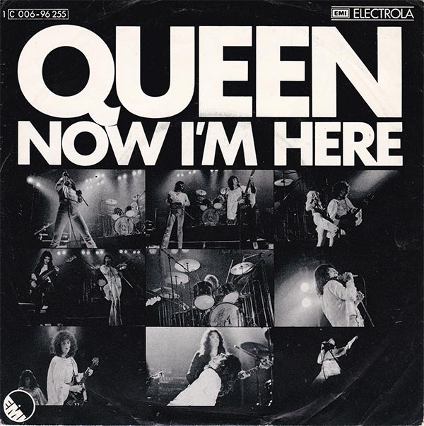 Queen - Now I´m Here