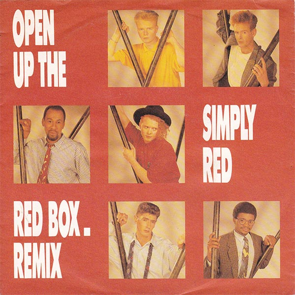 Simply Red - Open Up The Red Box. Remix