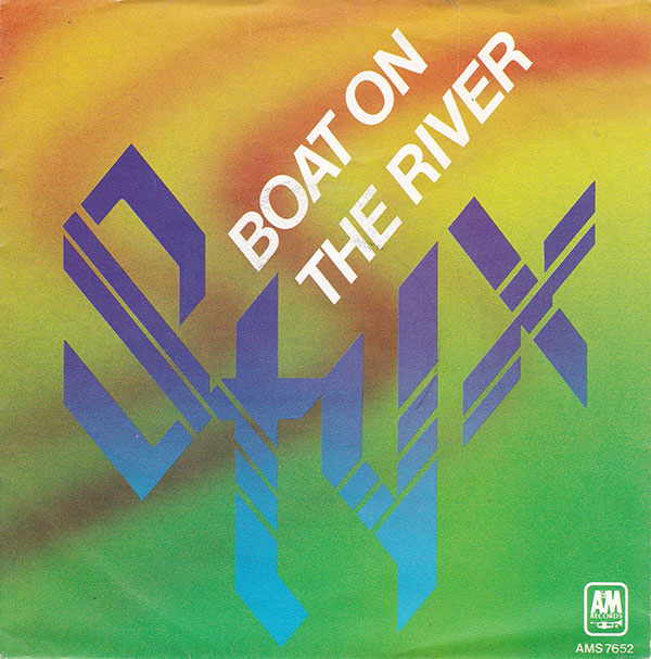 Styx - Boat On The River