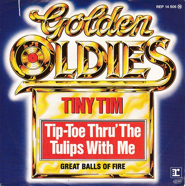 Tiny Tim - Tip-Toe Thru' The Tulips With Me