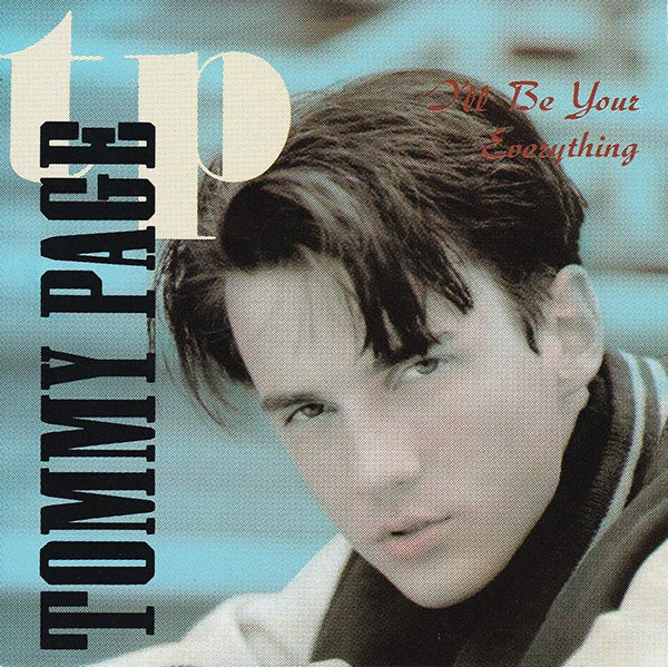 Tommy Page - I´ll Be Your Everything