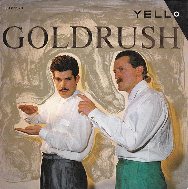Yello - Goldrush