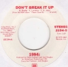 1994 - Dont Break It Up