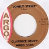 Clarence Henry - Lonely Street