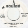 Clyde Pitts - Sweetheart Of The Year