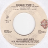 Conway Twitty - You'll Never Know How Much I Needed You Today